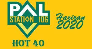 Pal-station-top-40-haziran-2020-sarki-listesi