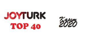 Joyturk-top-40-kasim-2020