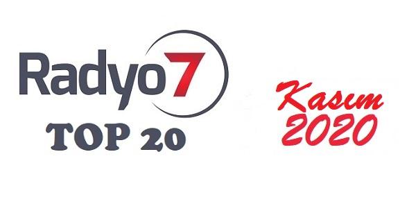 radyo-7-kasim-2020-top-20